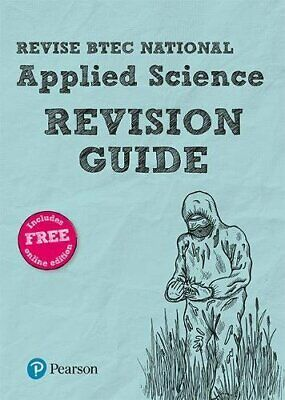 BTEC National Applied Science Revision Guide: (with free online edition),