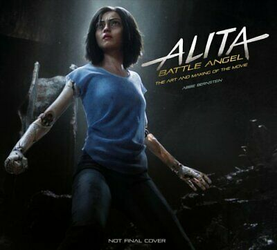 Alita: Battle Angel - The Art and Making of the Movie 9781785658082 | Brand New