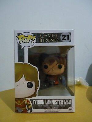 Funko Pop. Tyrion Lannister. Game of Thrones. Nuovo