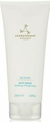 Aromatherapy Associates London REVIVE Body Scrub,Refreshing & Invigorating 200ml
