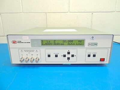 IET Labs LCR Meter 1920 Precision LCR Meter
