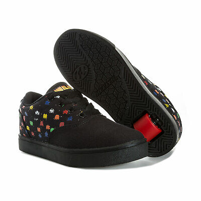 Junior Boys Heelys Launch Skate Shoes in Black