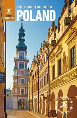 The Rough Guide to Poland (Travel Guide) by Rough Guides 9780241308714