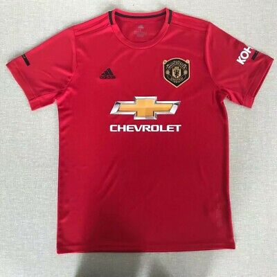 Manchester United Home Shirts 2019/20