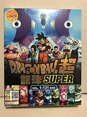 Dragon Ball super DVD BOX all 131 episodes JAPAN