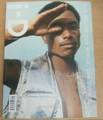 i-D magazine #356 Summer 2019 Voice of a Generation Issue Steve Lacy