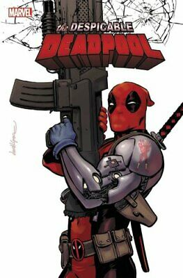 Despicable Deadpool by Gerry Duggan 9781302917159 | Brand New | Free UK Shipping