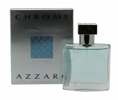 Azzaro Chrome Eau De Toilette Edt - Men's For Him. New. Free Shipping