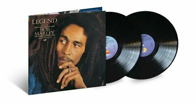 Bob Marley & The Wailers Legend New Sealed Vinyl 2Lp Reissue In Stock