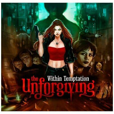 Within Temptation-Unforgiving Cd New