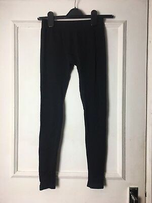Pepper And Mayne Black Leggings - XS