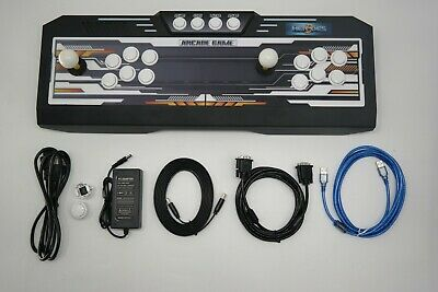 The Newest Version Pandora Box 9H 2199 Games 3D & 2D in 1 Home Arcade Console