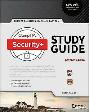 CompTIA Security+ Study Guide: Exam SY0-501 7th Edition - [P D F]