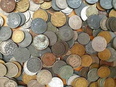 Set of 200g Coins (UNC) German Old to Sort Germany