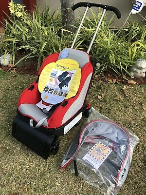 Lilly Gold Sit' N Stroll' 5-in-1 Combination Carseat / Stroller.