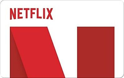Netflix Gift Card $100 - 25% off [EMAIL SHIPMENT]