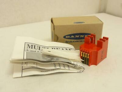 166036 New In Box, Banner PBAM Power Block 3-4 Wire, 105-130VAC, Output: 8VDC@8A