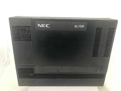 NEC SL1100 Office Phone System as is