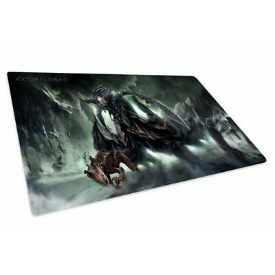 Ugd010741 - Court Of The Dead Play-mat Death S Executioner I 61 X 35 C (2212994)