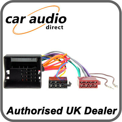 Connects2 CT20MC01 Harness Adapter for Mercedes E-Class / SLK / CLS