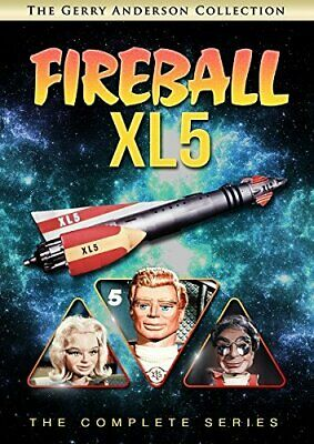 Fireball Xl5: The Complete Series (5Pc) New Dvd