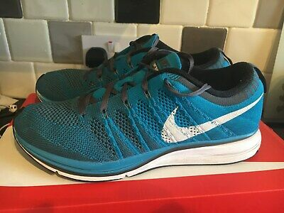 new concept f17c9 b1157 Nike Air Flyknit Trainer UK 7 Retro Rare