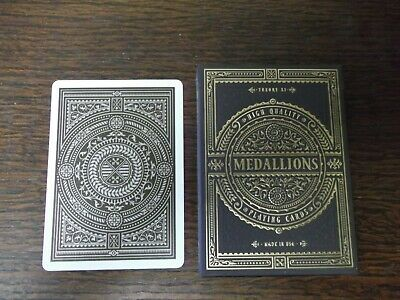 """SUPERB PACK """"Bicycle Type - Medallions"""" Pack of Playing Cards"""