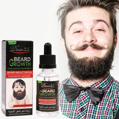 Best Beard Essential Oil Growth Conditioning for a Thicker and Softer Beard