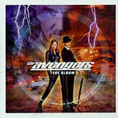 Original Soundtrack - The Avengers - Original Soundtrack CD ODVG The Cheap Fast