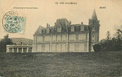 ANNONAY nos chateau MARS