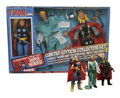Diamond Select THOR 8 inch action figure Retro Set px exclusive L/E 3000 NEW!