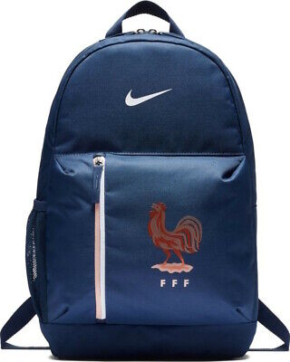 de021a8f02547 NIKE UNISEX STADIUM France WORLD CUP Backpack BRAND NEW ⚽ Futbol ...