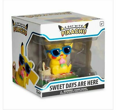 Funko A day with Pikachu Sweet days are here Pokemon center ORDER CONFIRMED