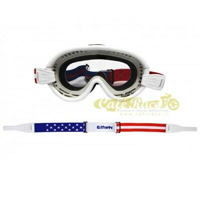 Ethen Maske USA Scrambler Objektiv Photochromic Antifog Anti-rutsch mit Filter