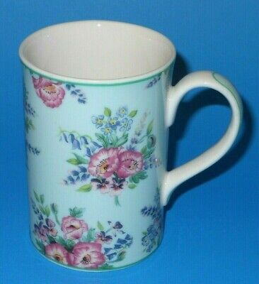 (3236z) Royal Albert Anne 2002 colorful mug