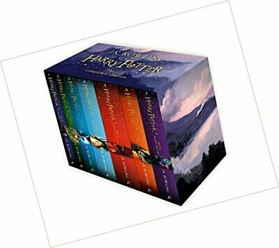 Harry Potter Box Set: The Complete Collection (Children's Paperback) New