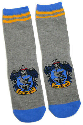 LADIES HARRY POTTER HUFFLEPUFF KNEE HIGH SOCKS UK SIZE 4-8 EUR 37-42 US 6-10