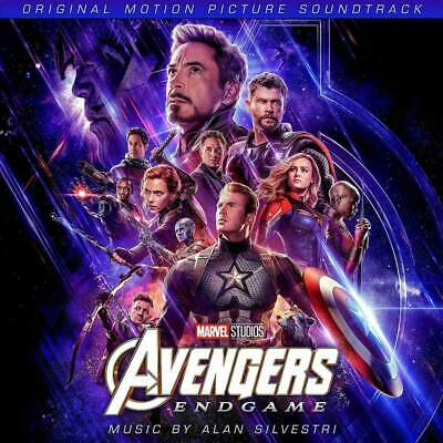 Avengers End Game OST - Alan Silvestri (NEW CD ALBUM) (Preorder Out 31st May)