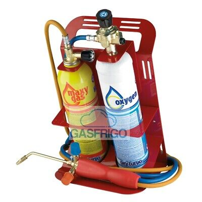 Kit Cannello Saldatura Turbo Set 90 Ossigeno / Gas Affidabilita' Garantita
