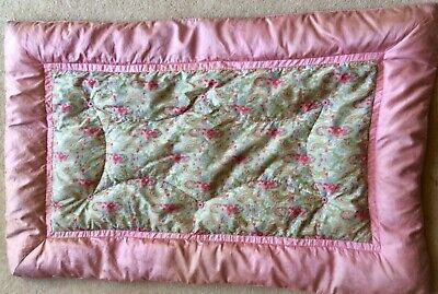 Vintage Cot Feather Quilt By McLintock