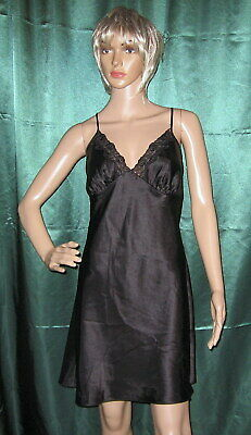Clothing, Shoes & Accessories Camisoles & Camisole Sets Secret Treasures Lace Babydoll Top Thong Bright Pink Chemise Nightgown Xl 16-18