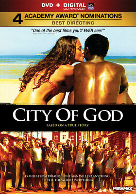 Lions Gate Home Ent D30432D City Of God (Dvd) (Ws/Eng Sub/Span Sub/Fren Sub/5...