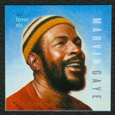 #5371 Marvin Gaye, Mint **ANY 4=FREE SHIPPING**