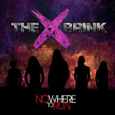 Brink-Nowhere To Run CD NEW