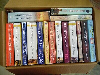Large Lot of 32 LINDA LAEL MILLER Romance Paperback Books Best Selling Author