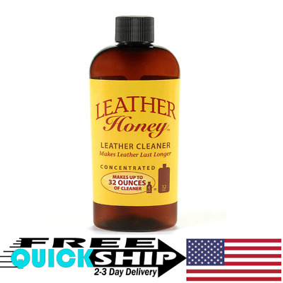 Leather Honey - 32 Ounces ,The Best Leather Cleaner for Furniture, Auto Interior