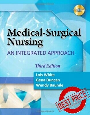 Medical Surgical Nursing: An Integrated Approach [PDF] Fast Delivery