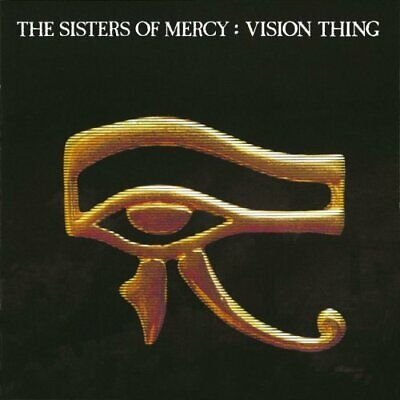 The Sisters of Mercy-Vision Thing CD / Remastered Album NEW