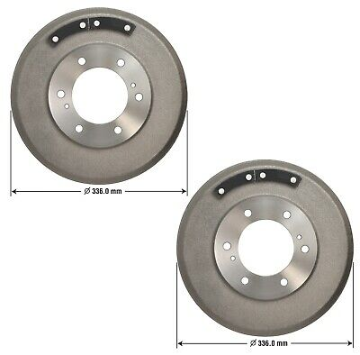 Nissan Frontier 1998 1999 2000 2001-2004 Front Disc Brake Rotor OPparts Fits