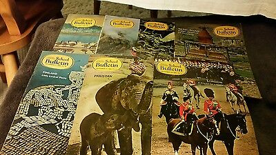 national geographic school bulletin pamphlets x27